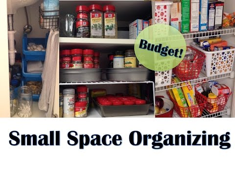 APARTMENT ORGANIZATION | Small Space...