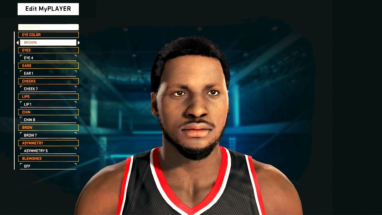 NBA 2k15 MyCAREER - Neal Bridges MyPlayer Creation ...