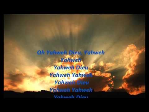 Yahweh Dieu - LIVE 2017