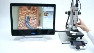 Microscope numérique 3D: HIROX KH-8700 - Presentation en 5 minutes!