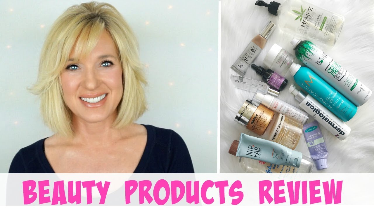 Beauty MINI REVIEWS! Makeup, SKIN CARE + Hair Care!