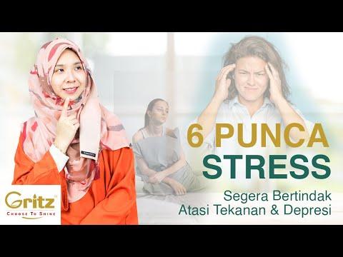 6 Punca Stress. Jangan ambil mudah..