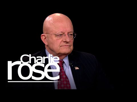 DNI James Clapper on What Keeps Him Up at Night (Mar. 2, 2015) | Charlie Rose
