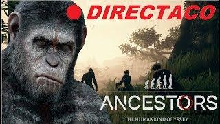 Gambar cover ANCESTORS: Odisea de la Humanidad - ASCENDIENDO EN LA ESCALA EVOLUTIVA (Directo)