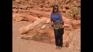 Colored Canyon In Sinai Egypt Hd