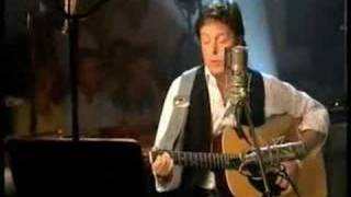 Paul McCartney - Friends To Go