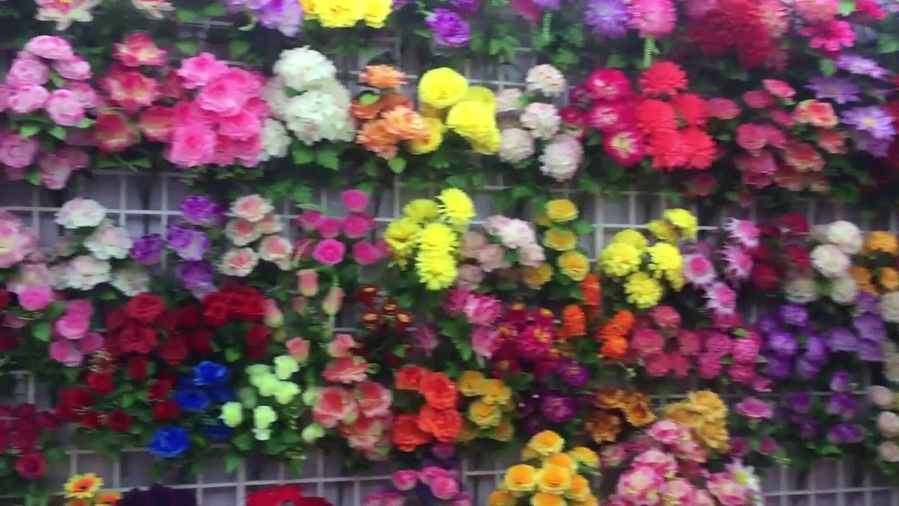 Цветы китай искусственные