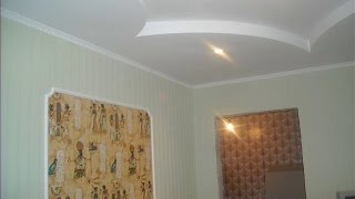 Подвесные потолки, панно,фото. Ремонт квартир.(, 2015-06-19T17:37:05.000Z)