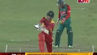 Mahmudullah Clever Off Spin Deliveries