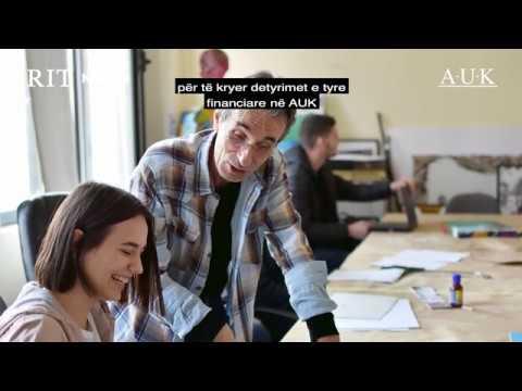 RIT Kosovo (A.U.K) COVID-19 Student Relief Fund  - main campaign video