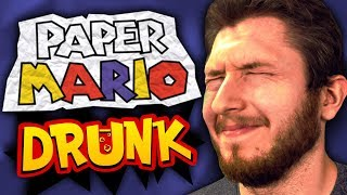 Paper Mario DRUNK Explained by Shane of Did You Know Gaming?