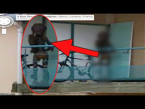 Thumbnail: 5 CHILLING Sightings Google Maps Tried To Censor!
