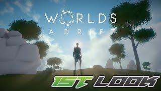 Worlds Adrift - First Look