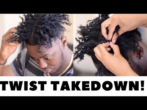men's-2-strand-twists-take-out/take-down-results!!-|-ways-to-style-twist-outs!
