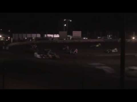 Farmer City Raceway l UMP Modified A-Main l 4.26.13