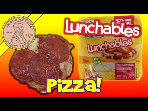 Lunchables Pepperoni Pizza for Kids
