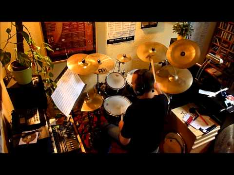 Invisible Enchant (Drum Cover)