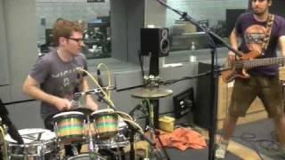 LaBrassBanda at BBC Studios