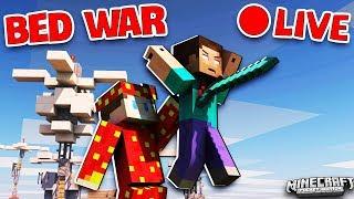 JAYGRAY CHƠI WIN 3 TRẬN LIÊN TỤC TRONG MINECRAFT BED WAR (CUỘC CHIẾN PHÁ GIƯỜNG NGỦ) !!!