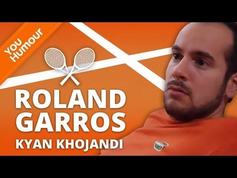 KYAN KHOJANDI - Roland Garros