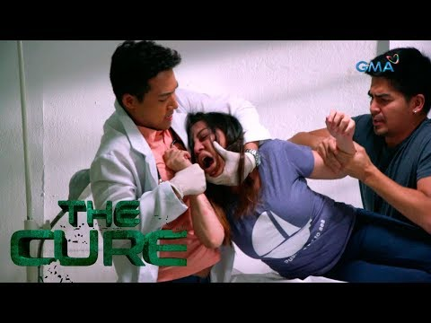 The Cure: Rage of the virus victim