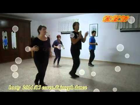 Booty 2014  15,, coreo. di joseph dance  team rbl ,, Jennifer e Azalea