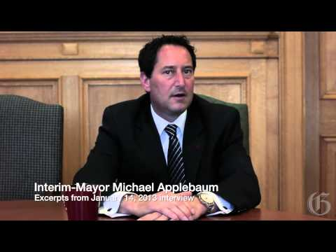 Mayor Michael Applebaum Interview