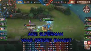 Video Aksi Superman SMG Sirenia Arena Of Valor download MP3, 3GP, MP4, WEBM, AVI, FLV Agustus 2018