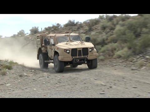 Oshkosh Defense - Joint Light Tactical Vehicle (JLTV) Ready [720p]