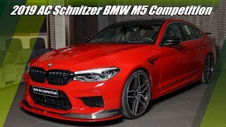 2019 BMW M5 Competition Tuned By AC Schnitzer