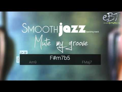 Smooth Jazz Backing Track in A Minor | 80 bpm
