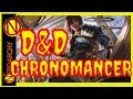 Master Time in D&D with the Chronomancer- Dungeons and Dragons Character Builds