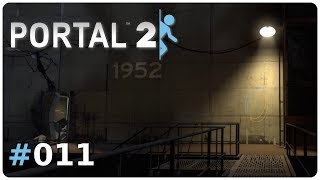 Portal 2 - #011 - Ganz tief unten [Linux] [Deutsch] [HD] [Let