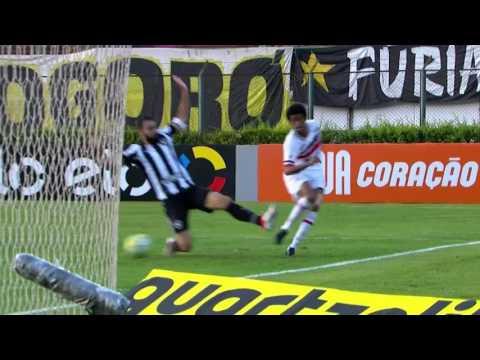 Botafogo 2 x 1 Santa Cruz - Melhores Momentos Brasileirão 2016
