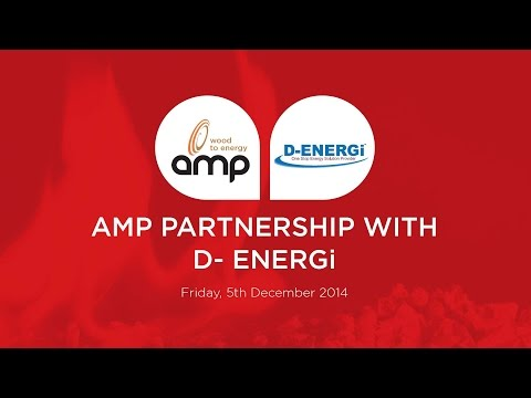 AMP OFF-GRID SOLUTIONS WITH D-ENERGI