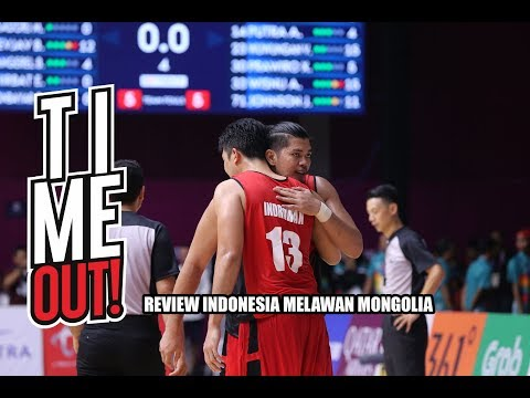 Time Out #166: Review Indonesia Melawan Mongolia!