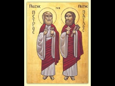 St Peter and St Paul Coptic Orthodox Church Live Stream