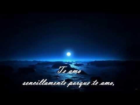 Poema: Te Amo  – Gian Franco Pagliaro