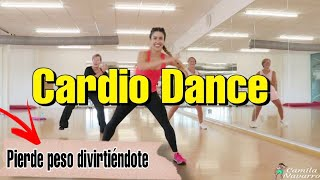 Cardio Sin Saltos Para Perder Peso Rapido/Dance