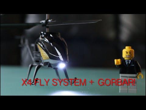 Leksaksreklam - X4 Fly System