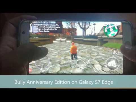 Bully Anniversary Edition on Galaxy S7 Edge
