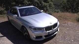 BMW Serie 7 - Prueba