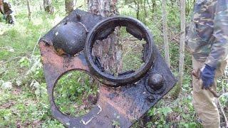 Поиск запасных частей для реставрации танков(ОписаниеА вот так мы ищем и собираем запасные части для реставрации танков, времен ВОВ. Искали люк механика..., 2016-04-19T17:13:00.000Z)