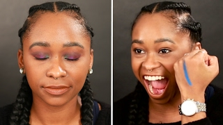 People Try Bold Eyeshadow Looks