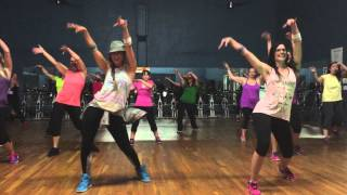 """Worth It"" Zumba with Moe and Sherri"