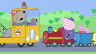 Peppa Pig 粉红猪小妹 第2季38【豬爺爺的小火車 Grandpa's Little Train】中文版1080P