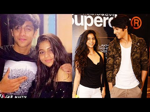 SRK's Daughter Suhana Khan & Boyfriend Ahaan Panday's Real Life LOVE STORY