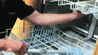 whirlpool dishwasher repair clogged blades