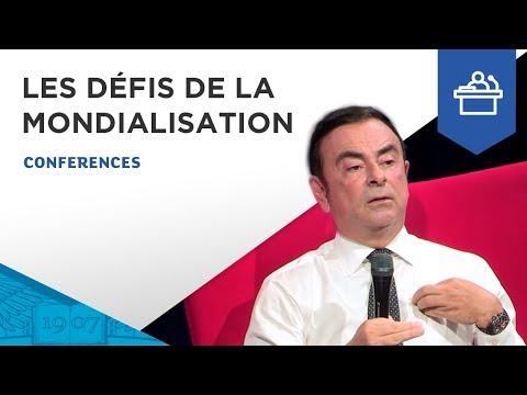 Carlos Ghosn - Face aux défis de la mondialisation : l'expérience de l'Alliance Renault-Nissan