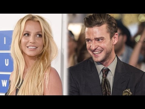 Justin Timberlake Wants To Collab With Britney Spears